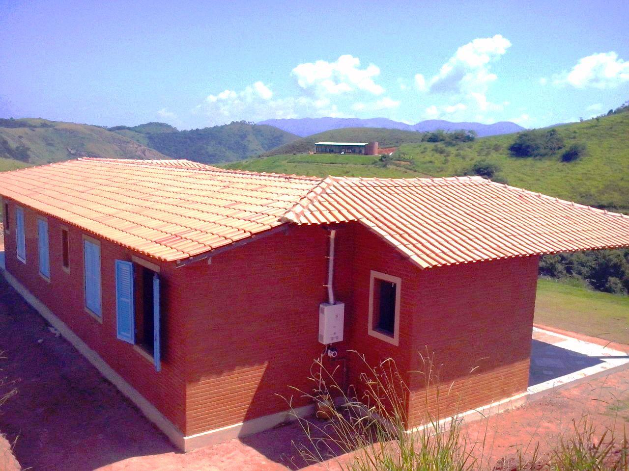 Construção com tijolo ecológico Trindade em Vassouras - RJ